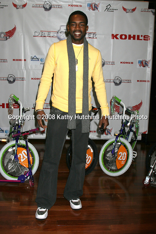 Bill Bellamy  at the 14th Annual Christmas in the City Giveaway at the Galen Center at USC in Los Angeles, CA on December 21, 2008.©2008 Kathy Hutchins / Hutchins Photo..                .