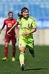 Nahomi Kawasumi (JPN), <br /> MARCH 6, 2015 - Football / Soccer : <br /> Algarve Women's Football Cup 2015 Group C match <br /> between Japan 3-0 Portugal <br /> at Algarve Stadium in Faro, Portugal. <br /> (Photo by YUTAKA/AFLO SPORT)[1040]