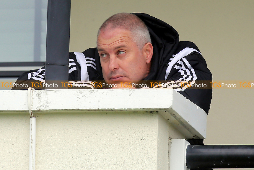 Fulham's caretaker manager, Kit Symons - Fulham Under-21 vs Liverpool Under-21 - Barclays Under-21 Premier League Football at Motspur Park Training Ground, Surrey - 26/10/14 - MANDATORY CREDIT: Paul Dennis/TGSPHOTO - Self billing applies where appropriate - contact@tgsphoto.co.uk - NO UNPAID USE