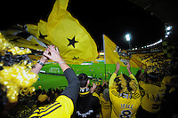 150503 A-League Football - Wellington Phoenix v Melbourne City
