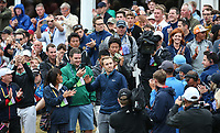 Jordan Spieth (USA) is the Champion Golfer winning Sunday's Final Round at The 146th Open played at Royal Birkdale, Southport, England.  23/07/2017. Picture: David Lloyd | Golffile.<br /> <br /> Images must display mandatory copyright credit - (Copyright: David Lloyd | Golffile).