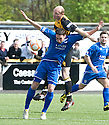 Alloa v Cowdenbeath 8th May 2010
