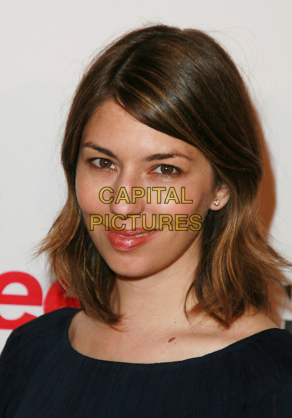 SOFIA COPPOLA.Teen Vogue Young Hollywood Issue Party held at Sunset Tower Hotel, West Hollywood, California, USA..September 20th, 2006.Ref: ADM/CH.headshot portrait.www.capitalpictures.com.sales@capitalpictures.com.©AdMedia/Capital Pictures.