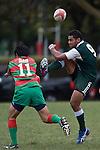 Samisoni Fishulau. Pat Walsh memorial pre-season rugby game between Manurewa & Waiuku played at Mountfort Park, Manurewa on 5th April, 2008. Waiuku led 12 - 8 at halftime, though Manurewa went on to win 30 - 23.