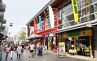 Nederland  Almere  2017.   Winkelstraat in het Stadshart.   Foto Berlinda van Dam / Hollandse Hoogte