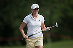 CHON BURI, THAILAND - FEBRUARY 16:  Stacy Lewis of USA walks on the 17th green during day one of the LPGA Thailand at Siam Country Club on February 16, 2012 in Chon Buri, Thailand.  Photo by Victor Fraile / The Power of Sport Images