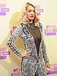 Rita Ora at The 2012 MTV Video Music Awards held at Staples Center in Los Angeles, California on September 06,2012                                                                   Copyright 2012  DVS / Hollywood Press Agency