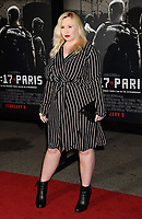 BURBANK, CA - FEBRUARY 05: Actor Kathryn Eastwood arrives at the premiere of Warner Bros. Pictures' 'The 15:17 To Paris' at Warner Bros. Studios, SJR Theater on February 5, 2018 in Burbank, California.<br /> CAP/ROT/TM<br /> &copy;TM/ROT/Capital Pictures