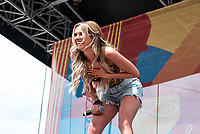 NASHVILLE, TENNESSEE - JUNE 08: Carly Pearce performs onstage during day 3 of the 2019 CMA Music Festival on June 8, 2019 in Nashville, Tennessee. <br /> CAP/MPI/IS/AW<br /> ©MPIIS/AW/Capital Pictures