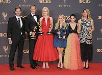 SEP 17 69th Annual Primetime Emmy Awards - Press Room