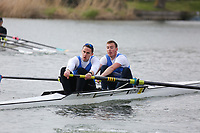 Crew: 413  BTC-STURLEY  B T C  (Southampton) Rowing Club  Op 2-<br /> <br /> Abingdon Spring Head 2019<br /> <br /> To purchase this photo, or to see pricing information for Prints and Downloads, click the blue 'Add to Cart' button at the top-right of the page.