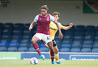 Ossama Ashley, West Ham U21's during Southend United vs West Ham United Under-21, EFL Trophy Football at Roots Hall on 8th September 2020