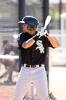 Christian Marrero, Chicago White Sox 2010 minor league spring training..Photo by:  Bill Mitchell/Four Seam Images.