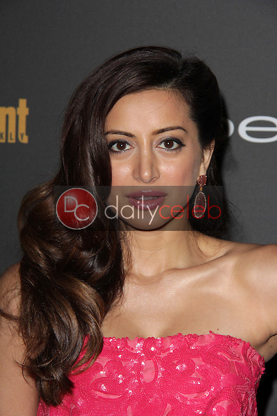 Noureen DeWulf<br /> at the 2013 Entertainment Weekly Pre-Emmy Party, Fig& Olive, Los Angeles, CA 09-20-13<br /> David Edwards/Dailyceleb.com 818-249-4998