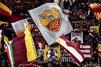 AS Roma fans <br /> Roma 23/02/2020 Stadio Olimpico <br /> Football Serie A 2019/2020 <br /> AS Roma - Lecce<br /> Photo Andrea Staccioli / Insidefoto
