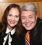 Lesley Ann Warren and Richard Skipper Celebrates the 50th Anniversary DVD Release Of 'Rodgers & Hammerstein's Cinderella' with a DVD signing at Barnes & Noble 86th Street  on September 24, 2014 in New York City.