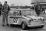 Steve Neal 1969 DAILY MAIL RACE OF CHAMPIONS at Brands Hatch