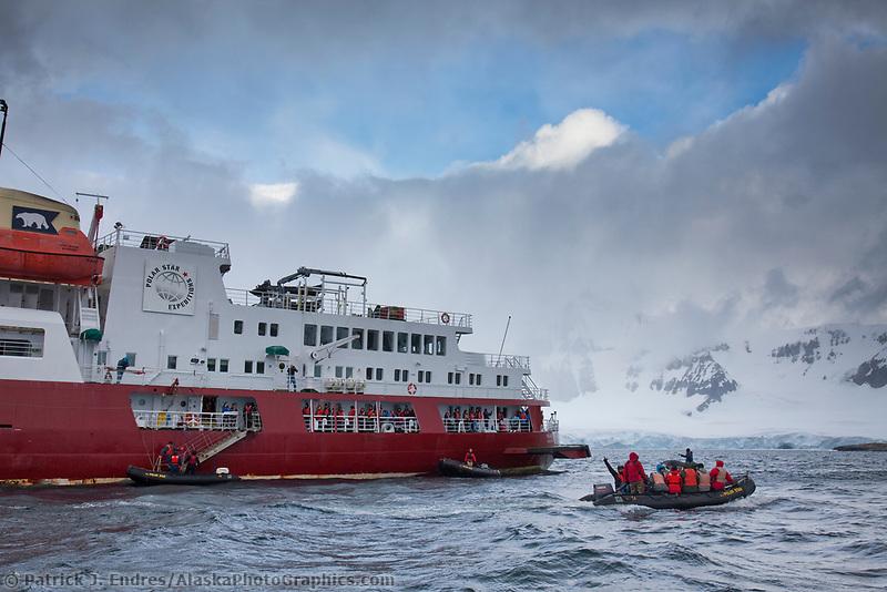 M/V Polar Star, Antarctica