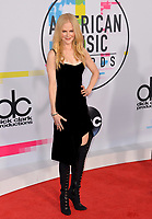 Nicole Kidman at the 2017 American Music Awards at the Microsoft Theatre LA Live, Los Angeles, USA 19 Nov. 2017<br /> Picture: Paul Smith/Featureflash/SilverHub 0208 004 5359 sales@silverhubmedia.com