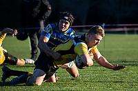 200711 Canterbury Metro Rugby - Lincoln University v New Brighton