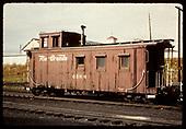 Caboose #0484 - Alamosa.<br /> D&amp;RGW  Alamosa, CO
