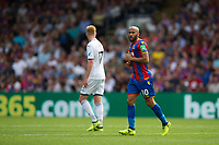 Crystal Palace's Andros Townsend     <br /> <br /> <br /> Photographer Craig Mercer/CameraSport<br /> <br /> The Premier League - Crystal Palace v Swansea City - Saturday 26th August 2017 - Selhurst Park - London<br /> <br /> World Copyright &copy; 2017 CameraSport. All rights reserved. 43 Linden Ave. Countesthorpe. Leicester. England. LE8 5PG - Tel: +44 (0) 116 277 4147 - admin@camerasport.com - www.camerasport.com
