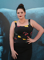 HOLLYWOOD, CA - August 6: Lauren Ash, at Warner Bros. Pictures And Gravity Pictures' Premiere Of &quot;The Meg&quot; at TCL Chinese Theatre IMAX in Hollywood, California on August 6, 2018. <br /> CAP/MPI/FS<br /> &copy;FS/MPI/Capital Pictures