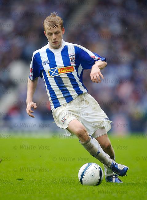 Steven Naismith, Kilmarnock.stock season 2006-2007.pic willie vass