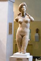 Zypern (Süd), Nationalmuseum in Nicosia (Lefkosia), Aphrodite von Soli (Soloi), Marmor 1. Jh. v.Chr.