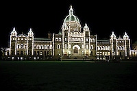 Victoria, British Columbia in Canada by Peter Wochniak