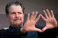 Don Coscarelli attends to opening of International Fantastic Film Festival of Madrid, Nocturna in Madrid, Spain. October 26, 2017. (ALTERPHOTOS/Borja B.Hojas)