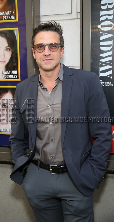 Raul Esparza attends the Broadway Opening Night performance of 'The Prince of Broadway' at the Samuel J. Friedman Theatre on August 24, 2017 in New York City.