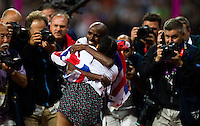 London 2012 Olympic Games - Athletics