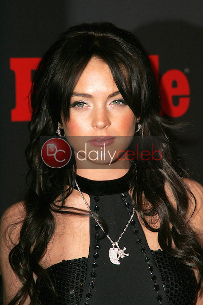 Lindsay Lohan<br /> at the Teen People's 4th Annual Artists of the Year Party, Element, Hollywood, CA 11-22-05<br /> David Edwards/DailyCeleb.Com 818-249-4998