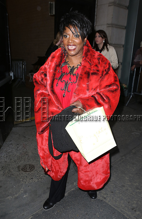 Anna Maria Horsford attending the Broadway Opening Night Performance of 'A Raisin In The Sun'  at the Barrymore Theatre on April 3, 2014 in New York City.