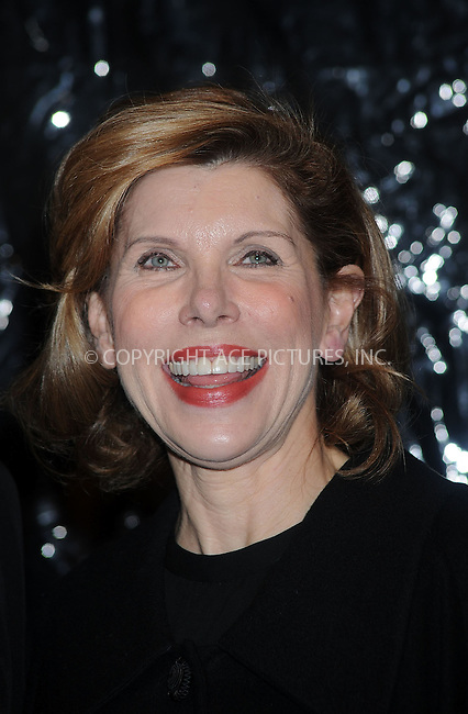 WWW.ACEPIXS.COM . . . . . ....November 17 2008, New York City....Actress Christine Baranski at the premiere of 'Frost/Nixon' at the Ziegfeld Theater on November 17, 2008 in New York City.....Please byline: KRISTIN CALLAHAN - ACEPIXS.COM.. . . . . . ..Ace Pictures, Inc:  ..(646) 769 0430..e-mail: info@acepixs.com..web: http://www.acepixs.com