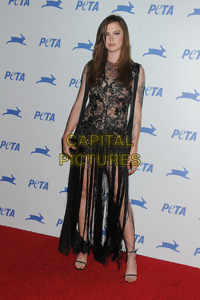 30 September 2015 - Hollywood, California - Ireland Baldwin. PETA 35th Anniversary Gala held at the Hollywood Palladium. <br /> CAP/ADM/BP<br /> &copy;BP/ADM/Capital Pictures