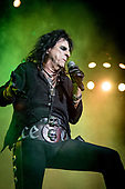 ALICE COOPER, LIVE, 2017,<br /> PHOTOCREDIT:  IGOR VIDYASHEV/ATLASICONS