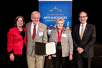 (PHOTO BY KYLE ESPELETA, COURTESY OF THE PHI BETA KAPPA SOCIETY)<br />