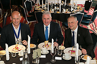 From left are NCBC President Ian Roberts, Speaker Vernon Coaker MP and past President Mark Deakin