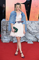"""Olivia Cox<br /> arriving for the """"Rampage"""" premiere at the Cineworld Empire Leicester Square, London<br /> <br /> ©Ash Knotek  D3395  11/04/2018"""