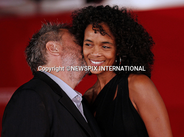 "LUC BESSON  AND VIRGINIE BESSON-SILLA.attend the premiere of ""The Lady"" at the 6th Rome International Film Festival, Rome, Italy_27/10/2011.Mandatory Credit Photo: ©Ciambelli Sestini/NEWSPIX INTERNATIONAL..**ALL FEES PAYABLE TO: ""NEWSPIX INTERNATIONAL""**..IMMEDIATE CONFIRMATION OF USAGE REQUIRED:.Newspix International, 31 Chinnery Hill, Bishop's Stortford, ENGLAND CM23 3PS.Tel:+441279 324672  ; Fax: +441279656877.Mobile:  07775681153.e-mail: info@newspixinternational.co.uk"