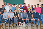 4402-4405.Night Out - Having a great time with pool & darts tournaments at The Tralee GPO An Post Memorial night for Paul Robbins & J.J. O'Connell held in The Na Gaeil G.A.A Clubhouse on Saturday night were seated l/r Denis Sugrue, Danny Roche, Siobhain Power, Mary Byrne, Kevin Quirke, Padraig Marshall and Bill O'Sullivan, standing l/r Paul Greensmith, Darragh O'Hanlon, Eddie O'Reilly, Colm O'Brien, Martin O'Reagan, Christy Counihan, Ivor Dunne, Tom Sears, Tadhg O'Halloran, Michael O'Callaghan, Daniel Shanahan, Henry Burrows and Ed Cunniffe....................................................................... ............   Copyright Kerry's Eye 2008