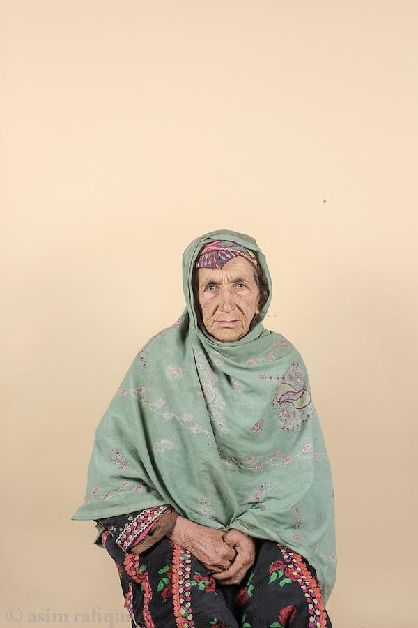 Shafqat Ali's mother.