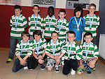 Termonfeckin Celtic under 11 D.S.C.L. League Runners Up. Photo: Colin Bell/pressphotos.ie