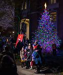 Inaugural DePaul Tree Lighting Ceremony November, 2018