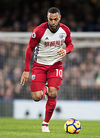 Matt Phillips of WBA during the Premier League match between Chelsea and West Bromwich Albion at Stamford Bridge, London, England on 12 February 2018. Photo by Andy Rowland.