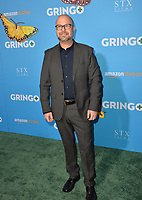 Matthew Stone at the world premiere for &quot;Gringo&quot; at the L.A. Live Regal Cinemas, Los Angeles, USA 06 March 2018<br /> Picture: Paul Smith/Featureflash/SilverHub 0208 004 5359 sales@silverhubmedia.com