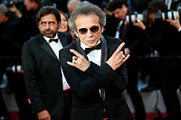 """CANNES - MAY 15:  Phillipe Manoeuvre arrives to the premiere of """" LES MISÉRABLES """" during the 2019 Cannes Film Festival on May 15, 2019 at Palais des Festivals in Cannes, France.      <br /> CAP/MPI/IS/LB<br /> ©LB/IS/MPI/Capital Pictures"""