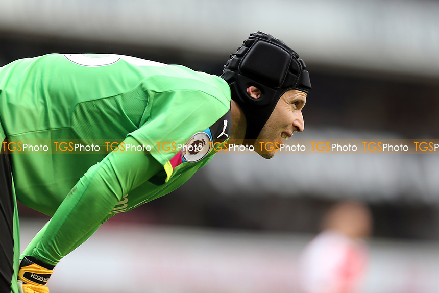 Petr Cech of Arsenal during Tottenham Hotspur vs Arsenal, Premier League Football at White Hart Lane on 30th April 2017